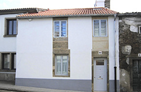 Rehabilitación vivienda en Santiago de compostela | Ezcurra e Ouzande arquitectura Santiago de Compostela