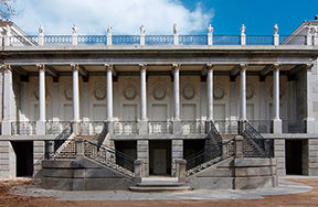 Palacio Capricho Osuna | Ezcurra e Ouzande arquitectura Santiago de Compostela