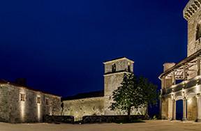 Restauración Hotel Parador Castillo de Monterrei | Ezcurra e Ouzande arquitectura Santiago de Compostela